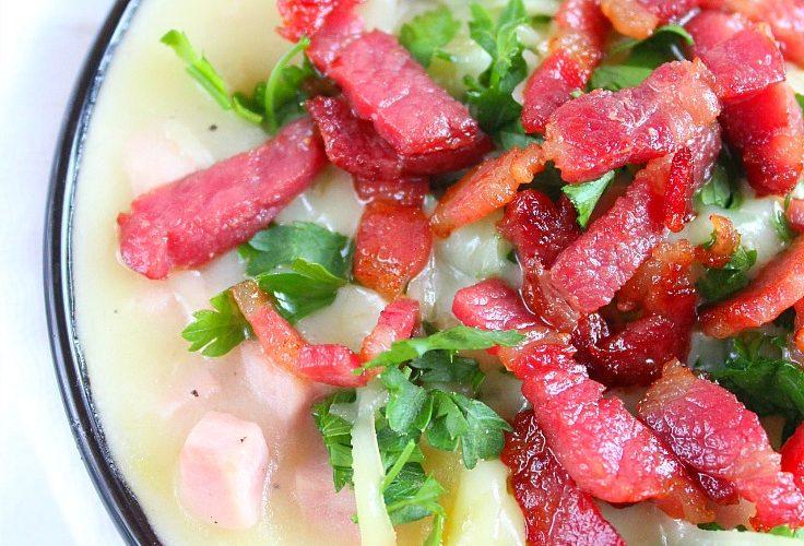 Incredibly Delicious Easy Creamy Potato Soup