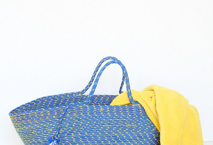 How To Make A Rope Bag Sewing Tutorial