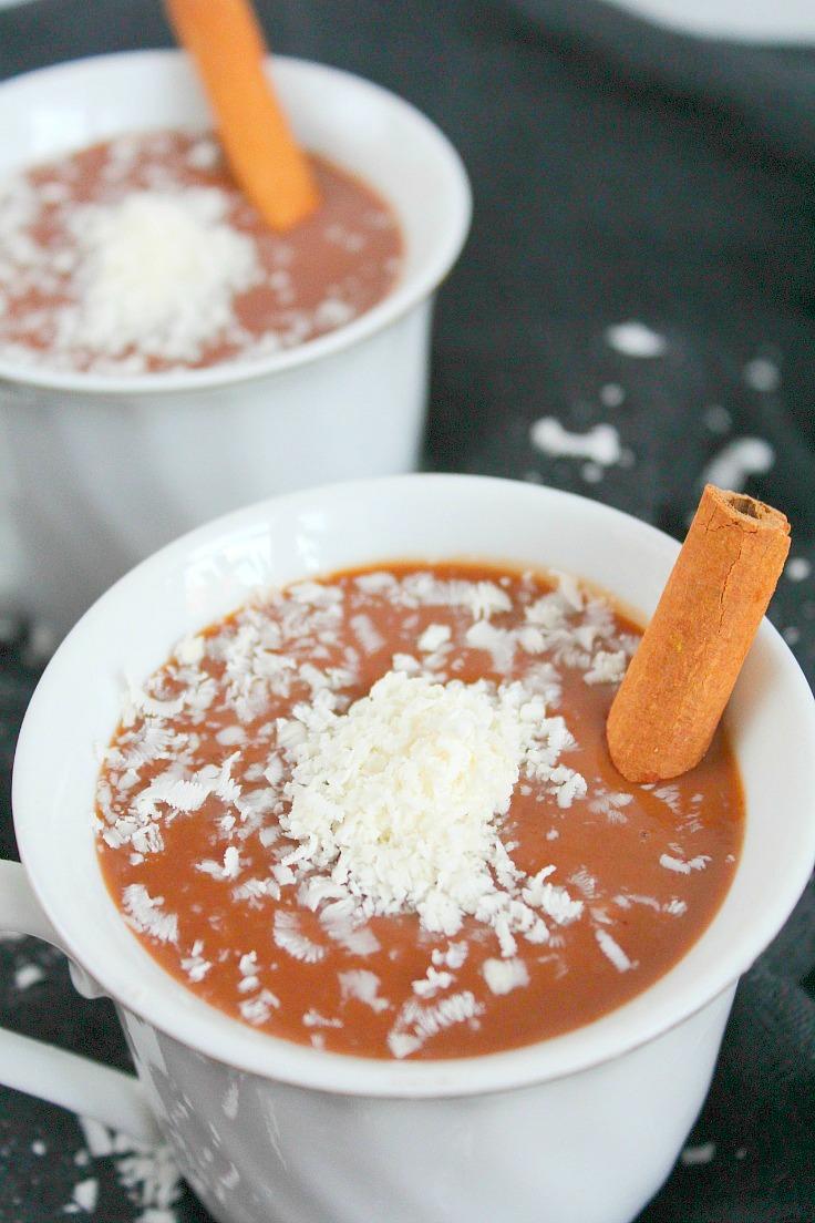 Aztec hot chocolate