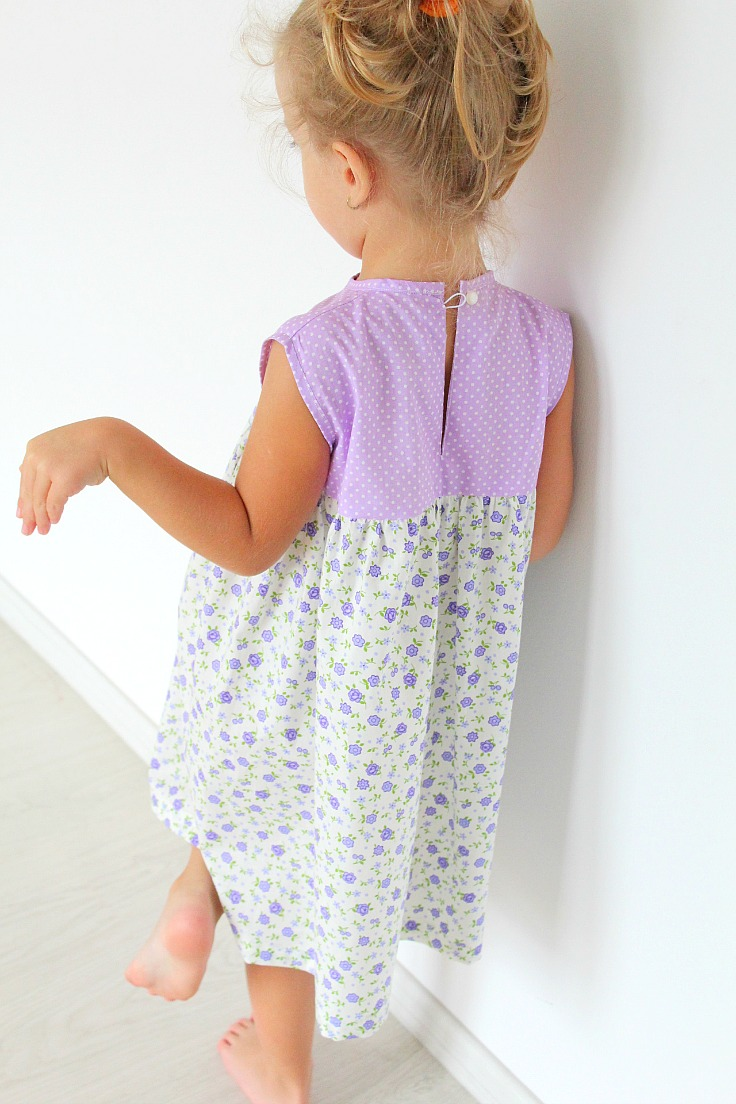 Easy Way To Make Pillowcase Dress