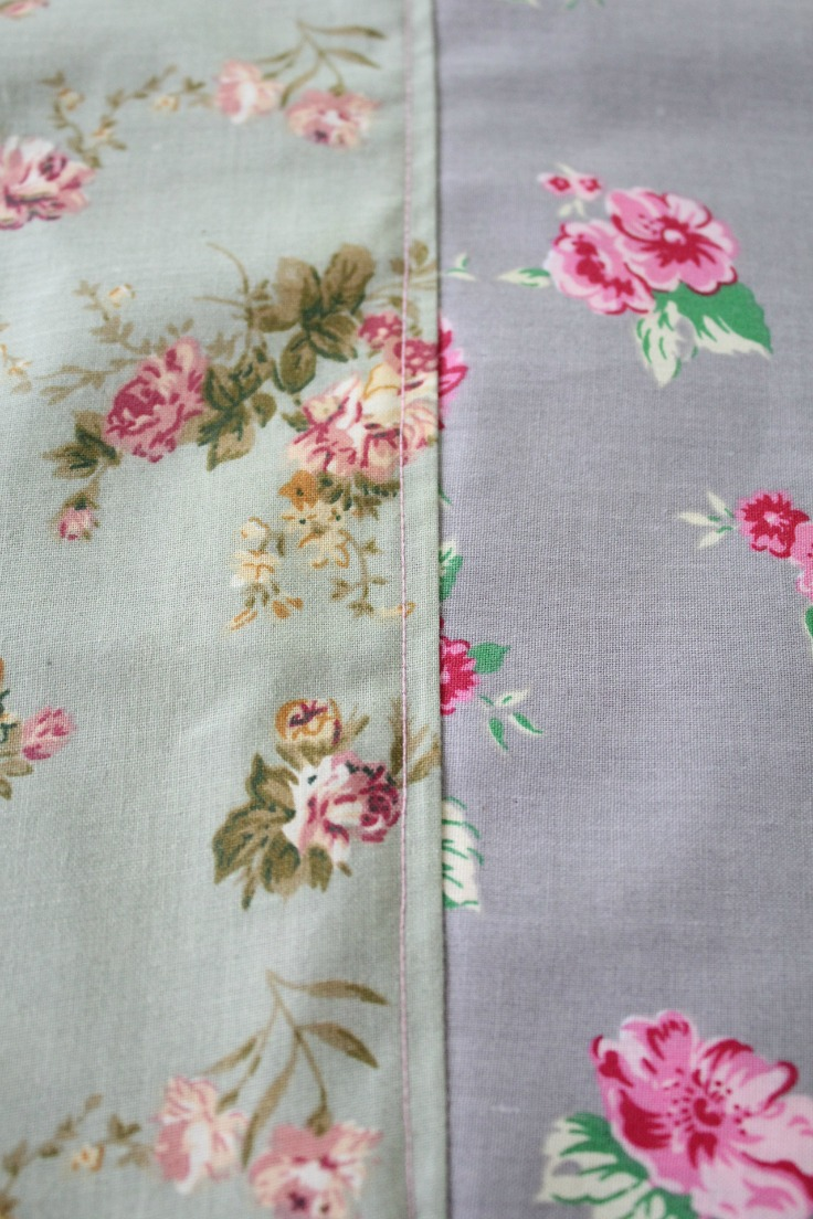 Easy pillowcase pattern