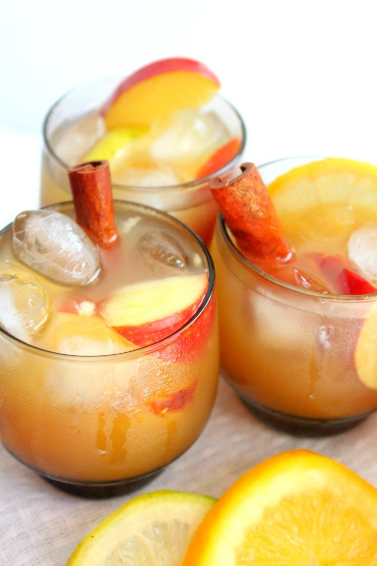 Non Alcoholic Sangria Recipe