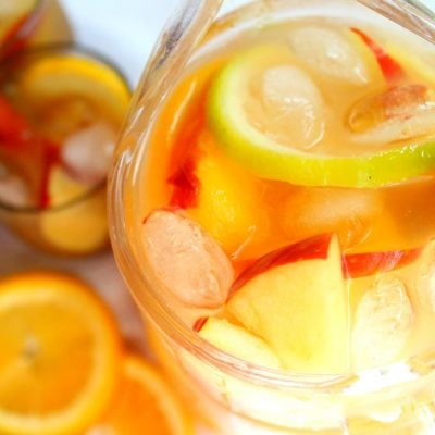 Why you need a delicious Non alcoholic Sangria in your life