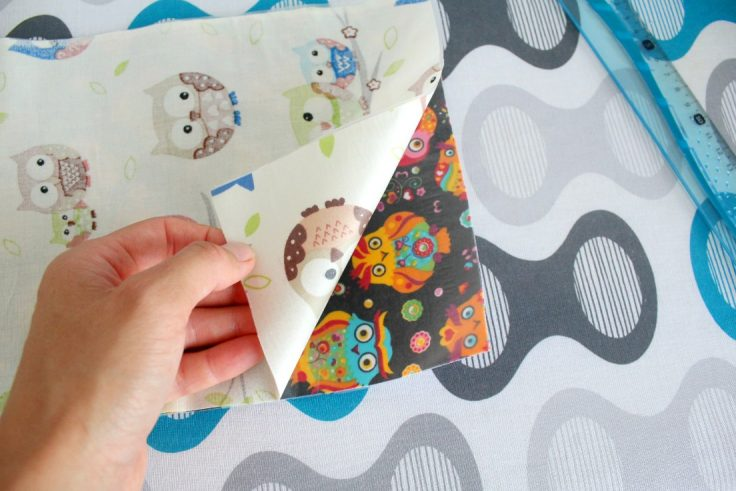 How To Laminate Cotton Fabric Easy Sewing Tutorial