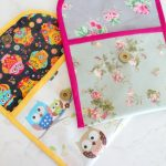 How to add a magnetic snap to a sewing project