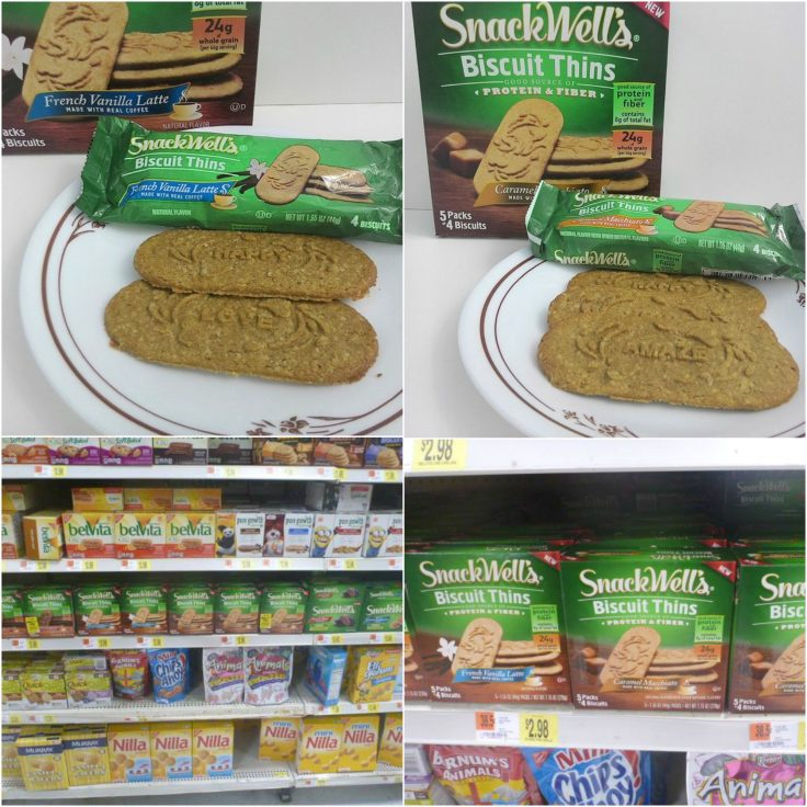 Snackwell's biscuit thins