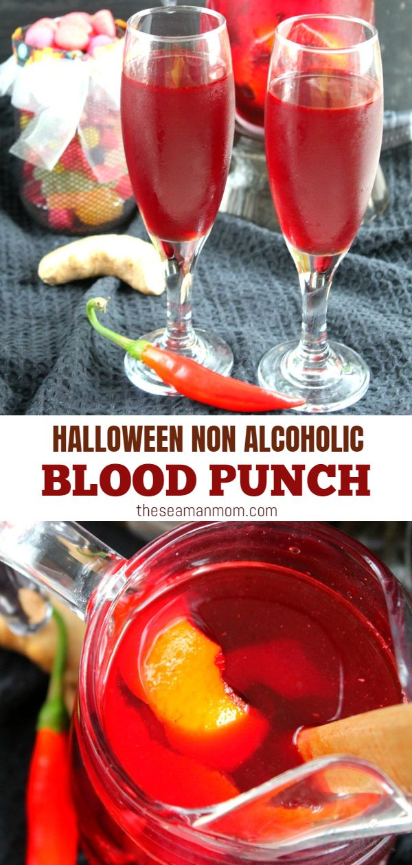 Blood punch recipe