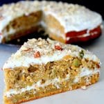 Incredibly Delicious Pumpkin Cake With Cream Cheese Frosting