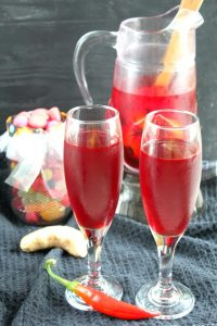 Dracula's Blood Punch Recipe Non Alcoholic