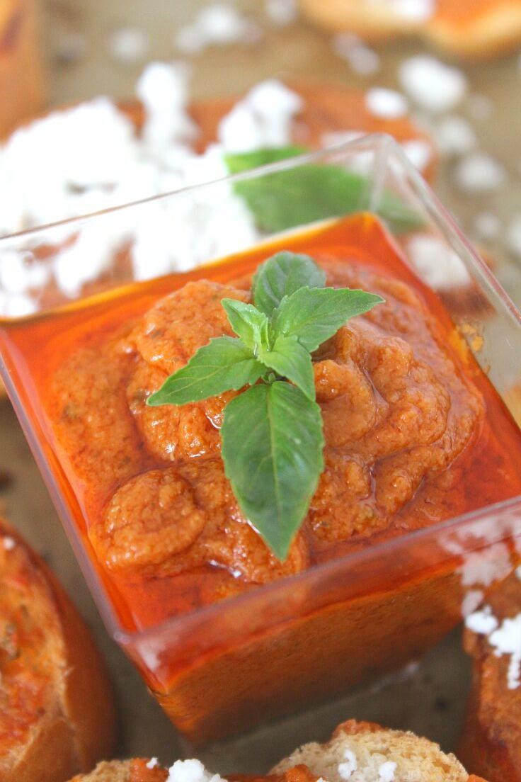 Tomato Pesto Recipe