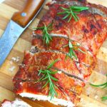 Apple Pork Loin Recipe