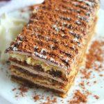 Chocolate Tiramisu Cake Recipe