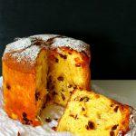 Classic Easy Panettone Cake Recipe