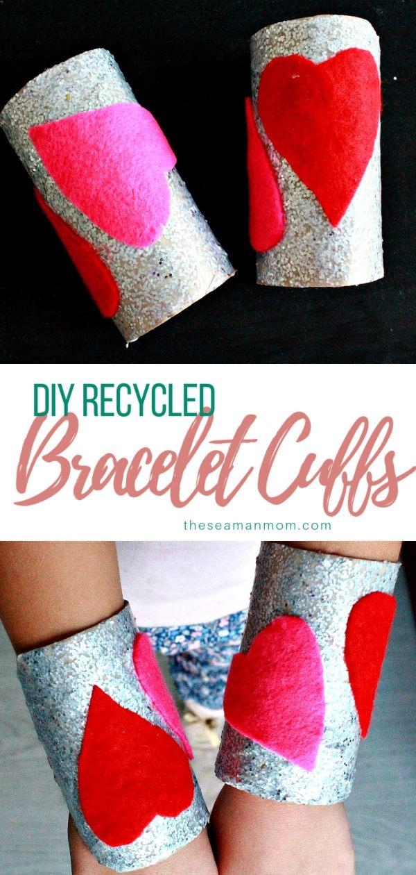 DIY bracelet cuffs