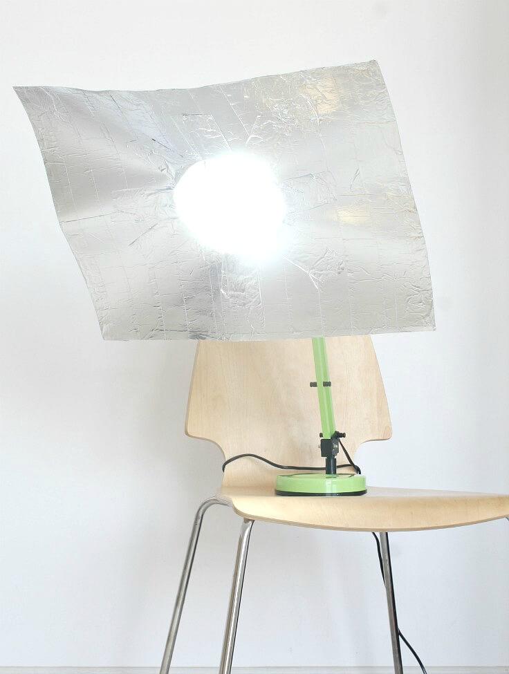 DIY Light Reflector
