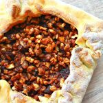 Crescent Plum Tart Recipe
