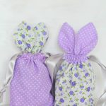 Bunny Treat Bag Sewing Tutorial