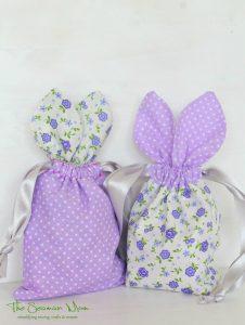 Bunny Bag Tutorial