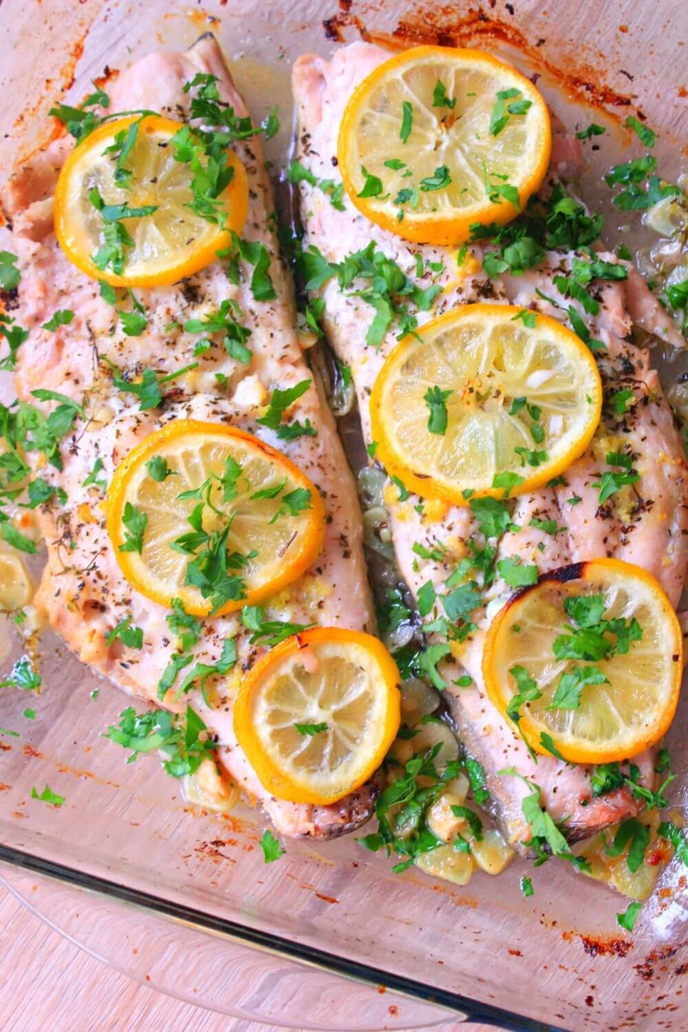 Lemon Garlic Butter Fish Moist And Flavorful Recipe