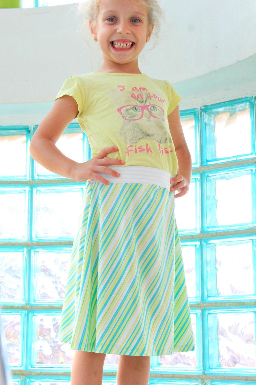 Diy a line skirt