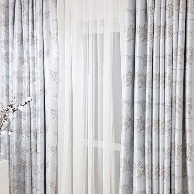Easy way to make your own curtains