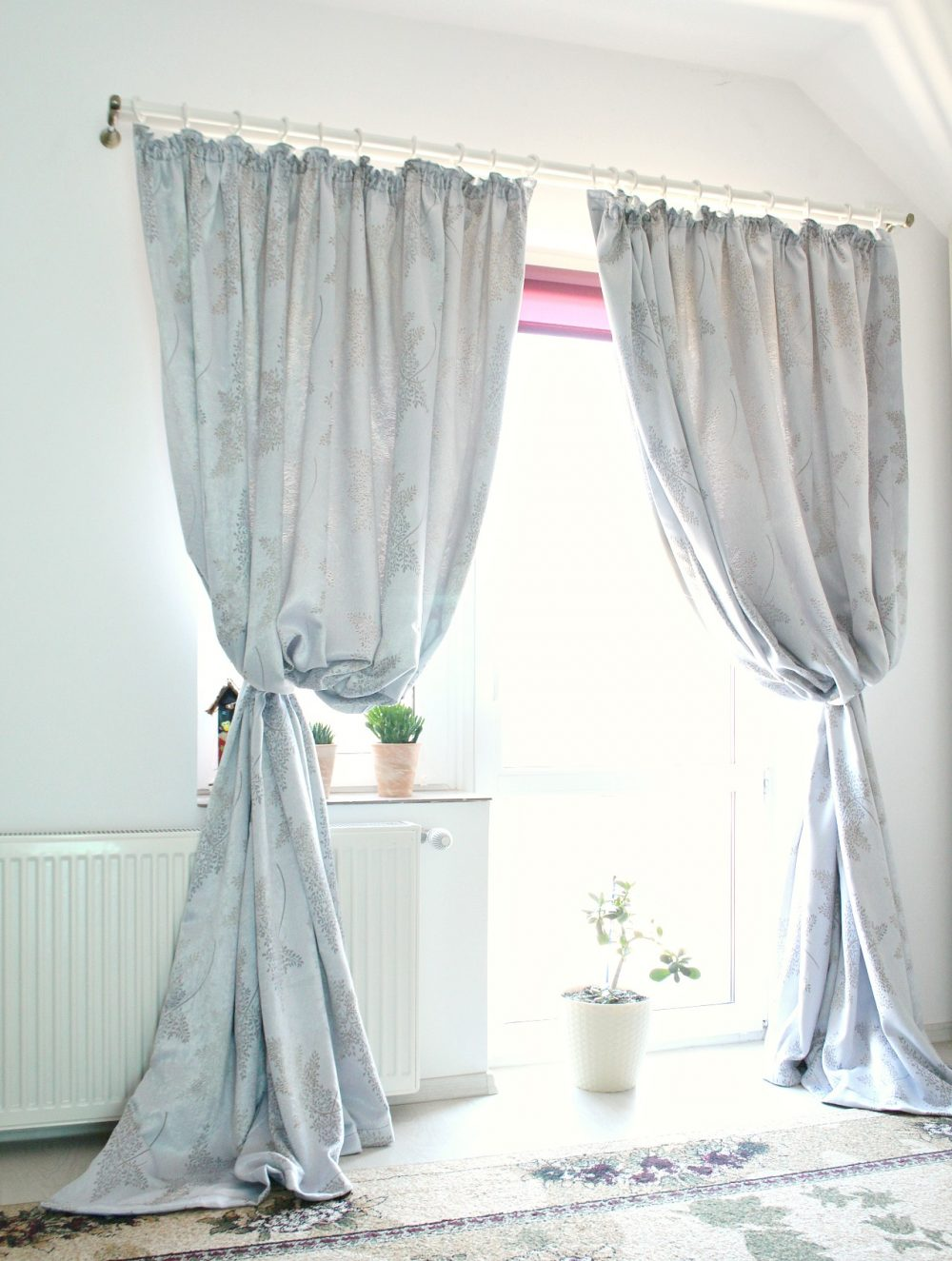 DIY Curtains Sewing Tutorial