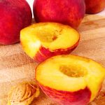Easy Peasy Way To Pit Peaches