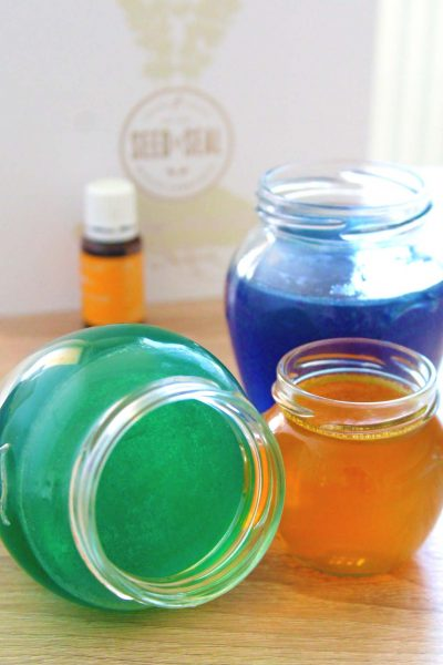 DIY Gel Air Freshener