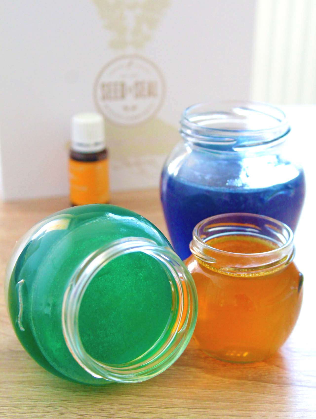 How To Make Gel Air Freshener
