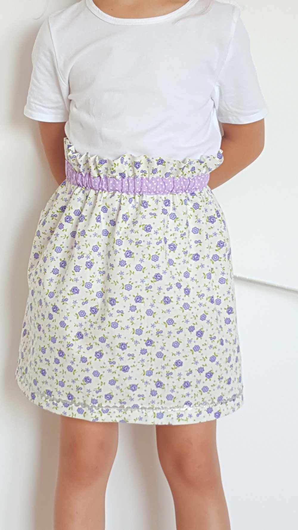 Paperbag Skirt Tutorial