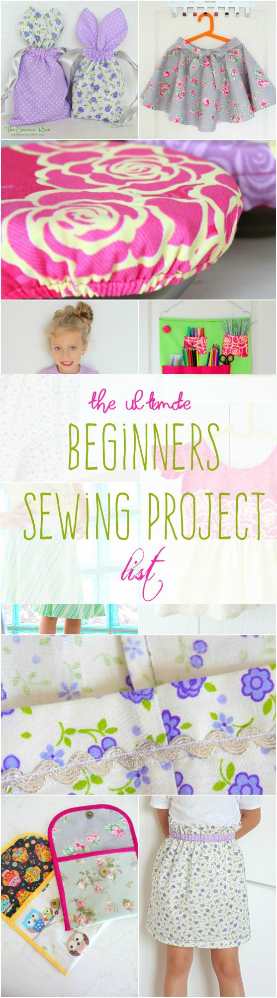 Beginners Sewing Project