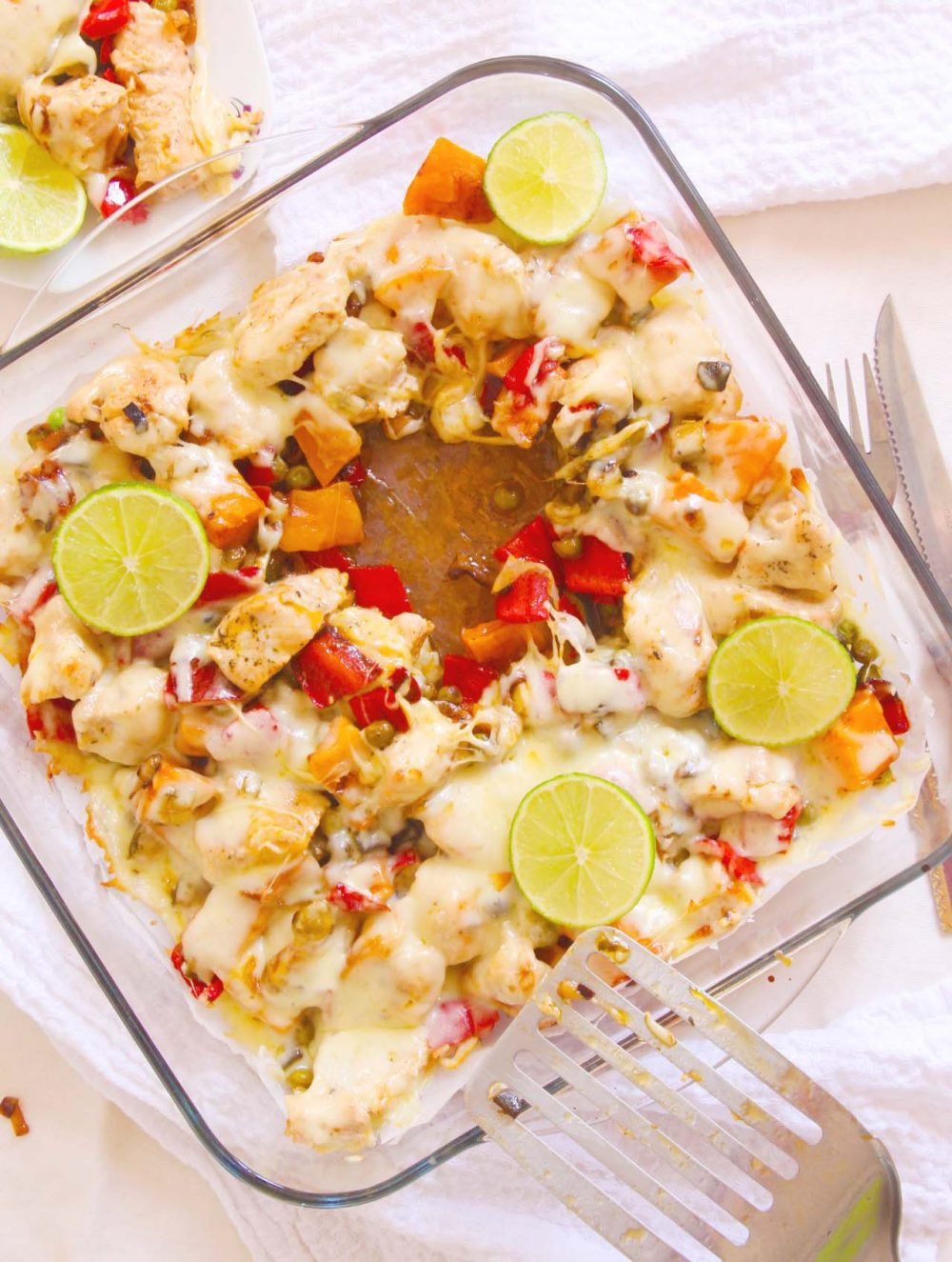 Squash Turkey Bake
