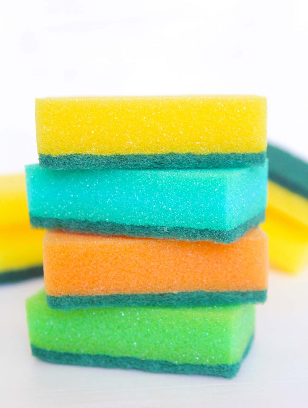 How To Disinfect A Sponge