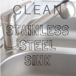 Genius Way To Make Your Stainless Steel Sink Sparkle!