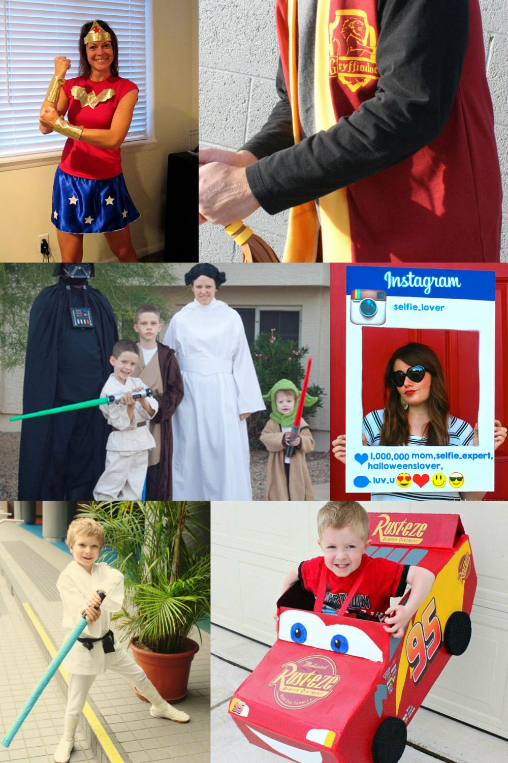 DIY Easy Halloween Costumes  sc 1 st  The Seaman Mom & DIY Easy Halloween Costumes That Will Inspire You