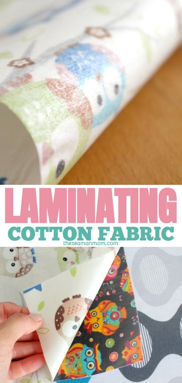 How to laminate fabric