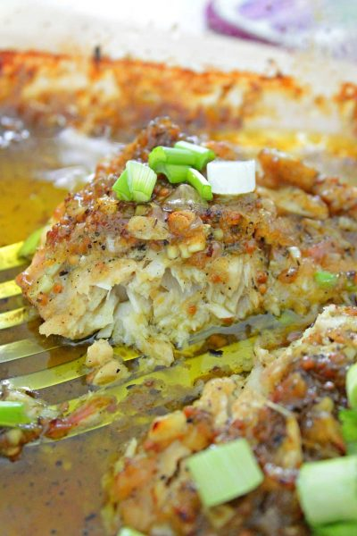 Baked Honey Mustard Fish Recipe