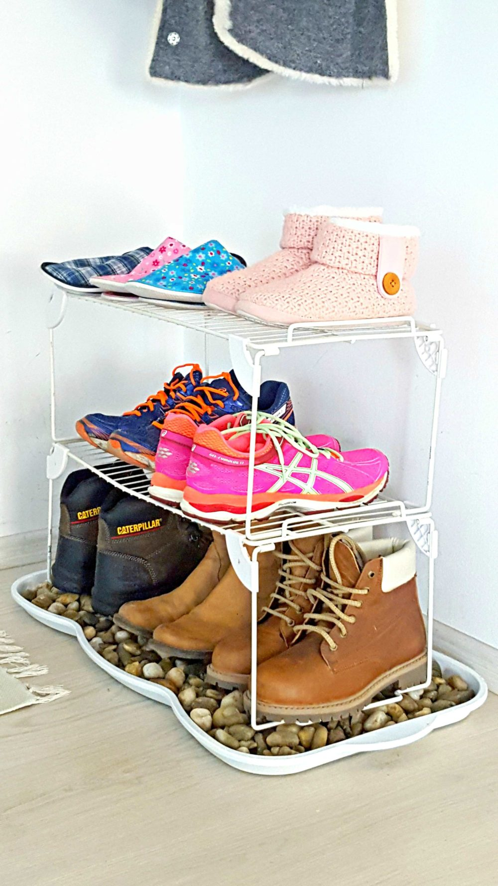 entryway shoe storage