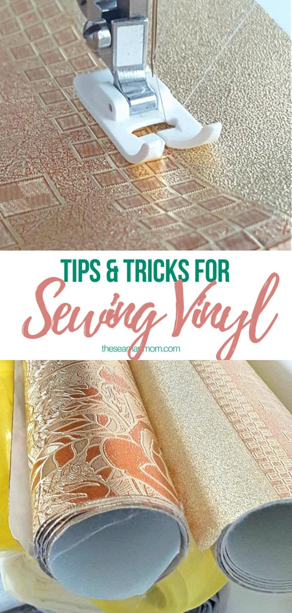 Sewing With Vinyl Fabric Tips And Tricks That You Ll Love