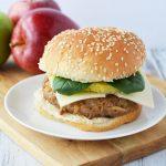 Yummy In My Tummy Pork And Apple Burger Recipe