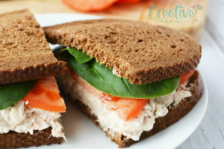 Tuna Spread Recipe With Onion, Mayonnaise & Cream Cheese