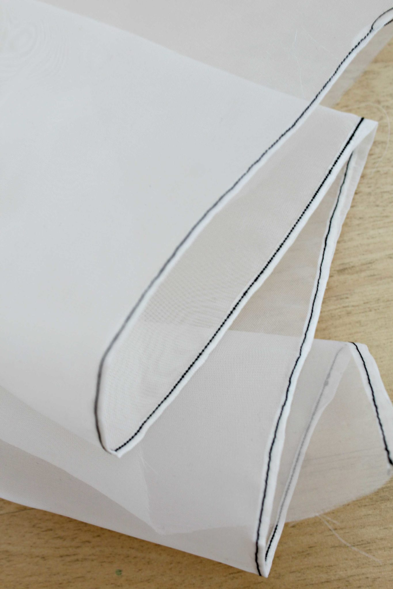 How To Sew A Rolled Hem With A Rolled Hem Foot