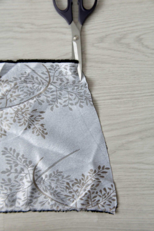 cutting fabric straight