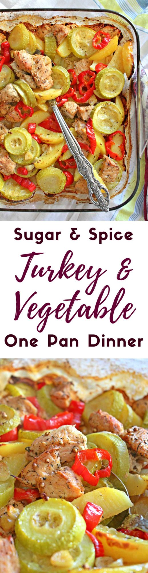 Sweet and spicy turkey