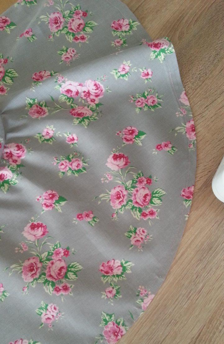 How to hem a circle skirt