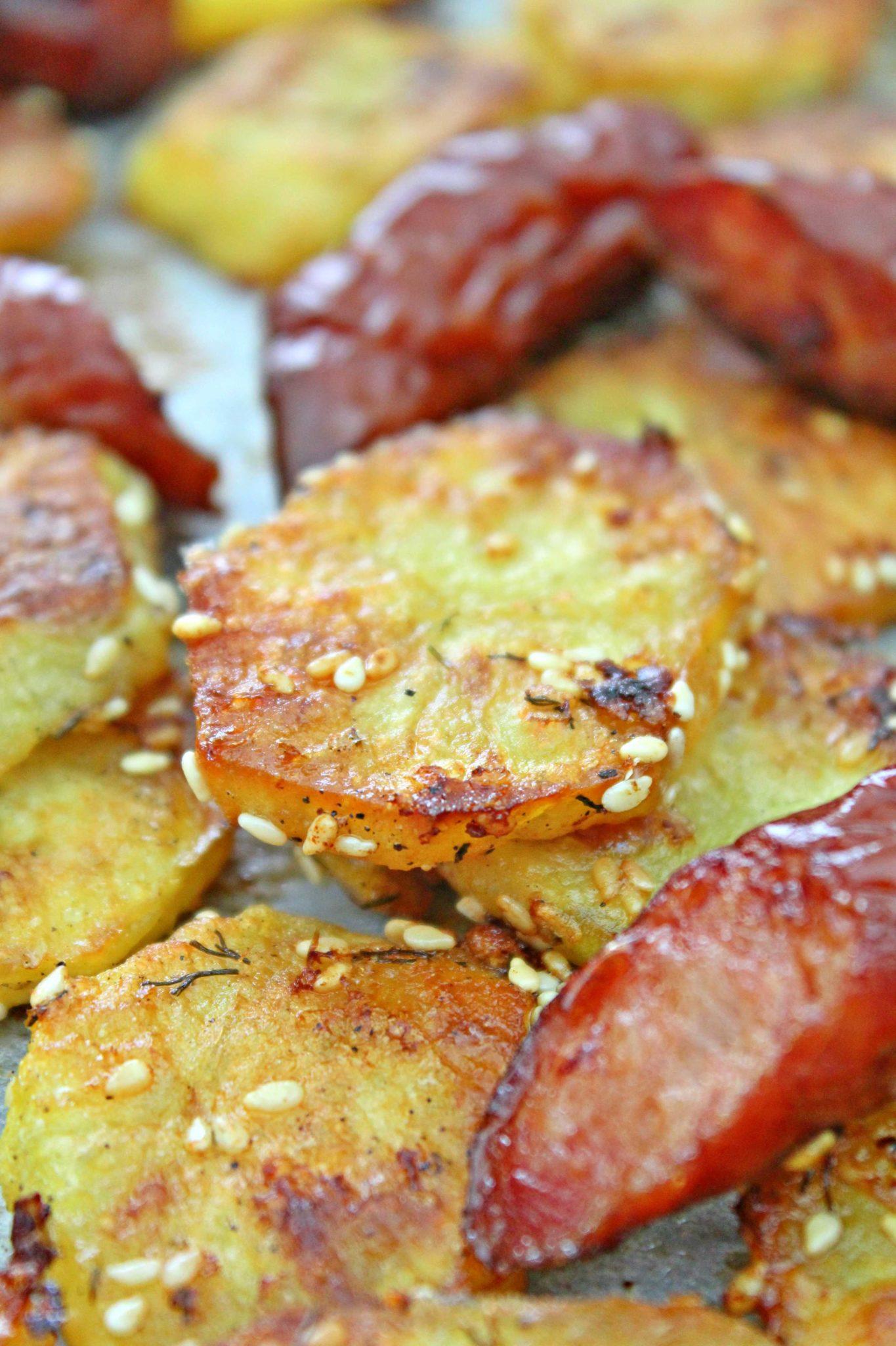 potato sausage recipe