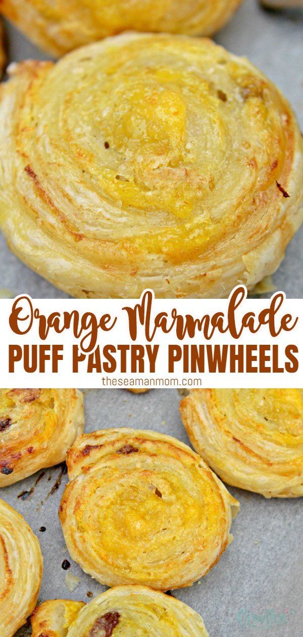 These orange pinwheels are super easy and quick to prepare and bake, you'll want to make them every Sunday! Delicious and adorable, these orange pinwheel cookies won't last long! via @petroneagu