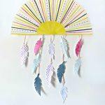 Sun & Feather Wall Decor That Will Brighten Up Your Home