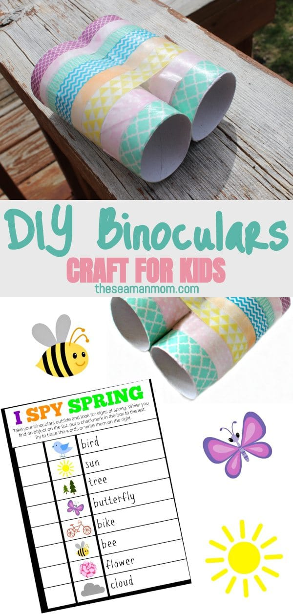 Binocular craft