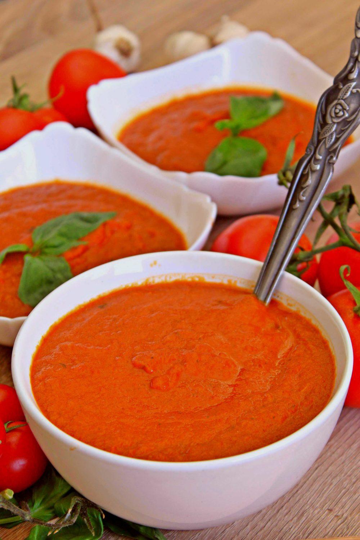 best tomato basil soup recipe